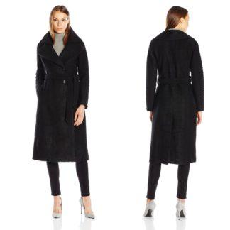 Пальто халат Nanette Lepore шерстяное