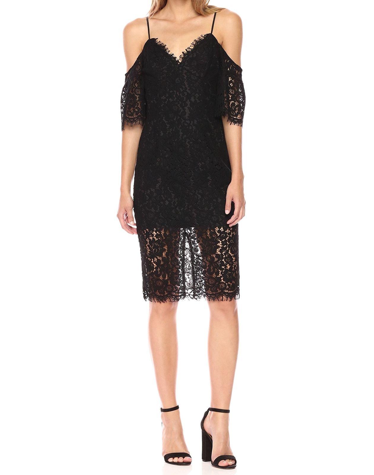 c2f8846c56b Bardot платье футляр кружевное черное - Friendly Brands